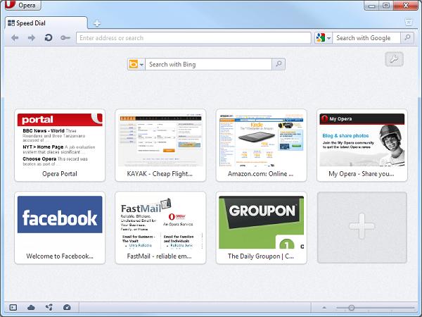 Opera Portable 70.0.3728.106 免费版 - 多国语言免安装