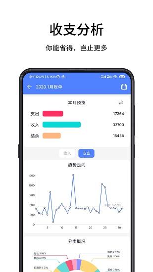 一羽记账app官网版