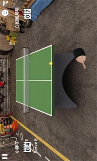 虚拟乒乓破解版