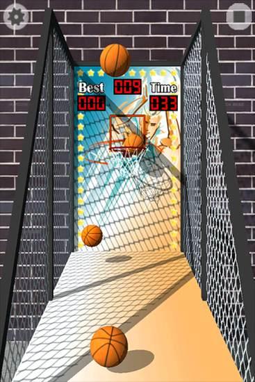 3D投篮机游戏手机版