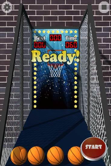 3D投篮机游戏安卓版
