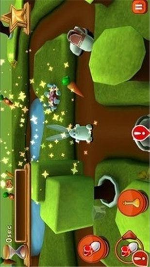 兔子迷宫大冒险破解版