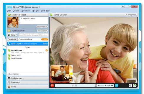 Skype下载
