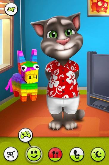 我的汤姆猫无限金币版