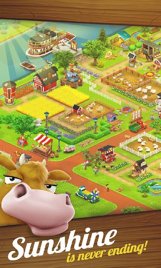 卡通农场破解版游戏