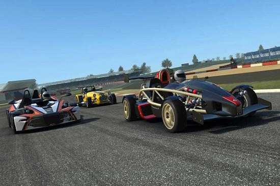 真实赛车3破解版全解锁无限金币游戏