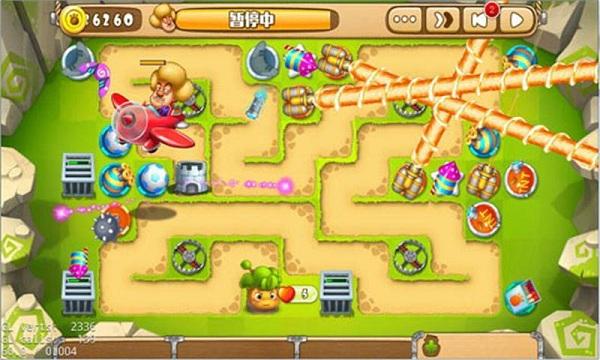 熊出没之保卫家园免费版游戏