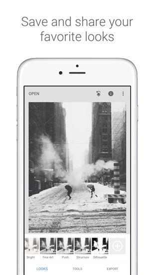 Snapseed最新版本手机版