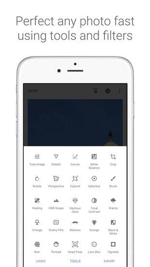 Snapseed最新版本苹果版