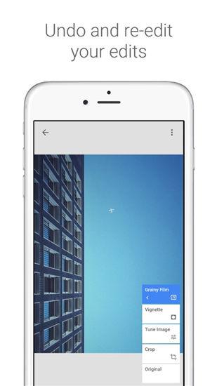 Snapseed最新版本软件