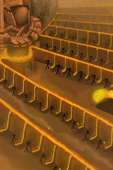 火柴人战争破解版无限金币