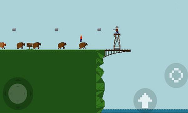 跳桥求死不能无广告版游戏