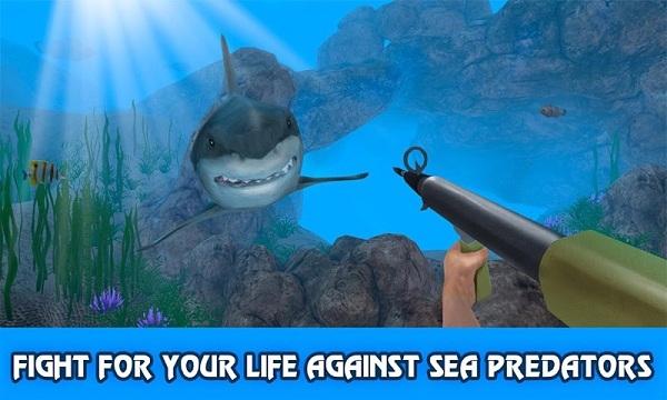水下生存模拟2无限金币游戏