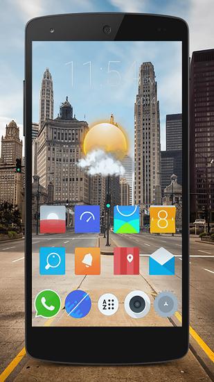 透明手机主题最新版软件