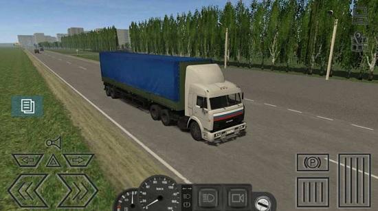 卡车运输模拟汉化版最新