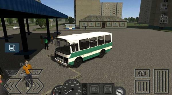 卡车运输模拟汉化版游戏