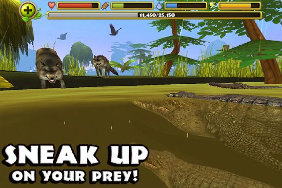鳄鱼模拟器无限经验版