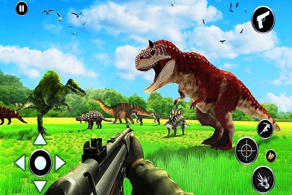 救援恐龙无限金币版游戏