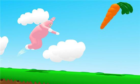 超级兔子人双人手机版手游