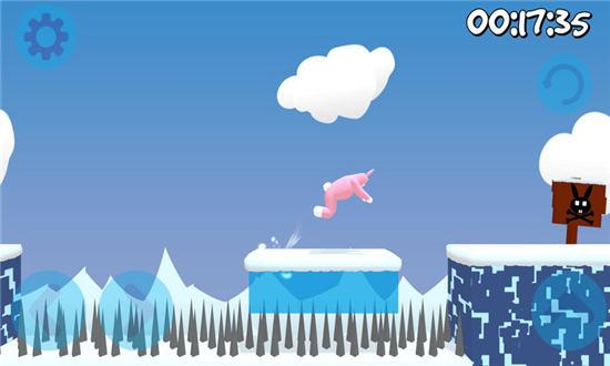 超级兔子人双人手机版游戏