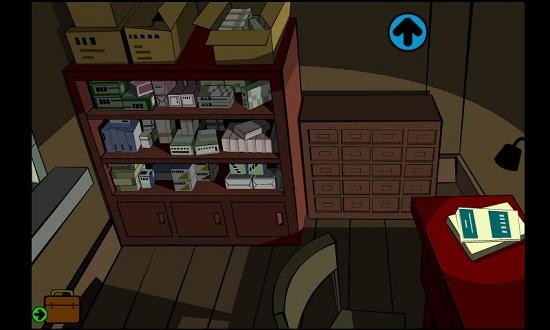 Stanley博士的家2地下室密码版游戏