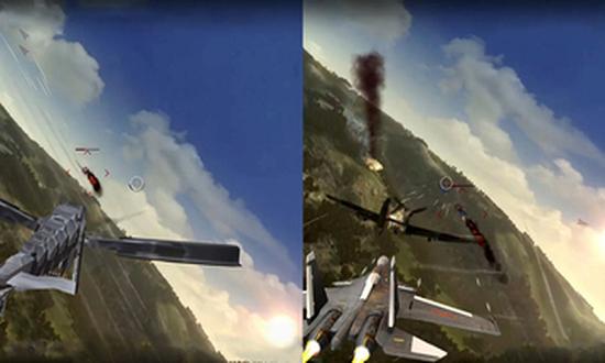 空中战场3D破解版