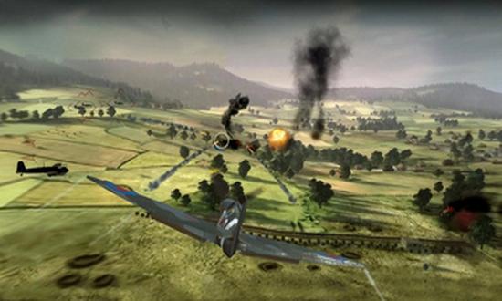 空中战场3D中文破解版