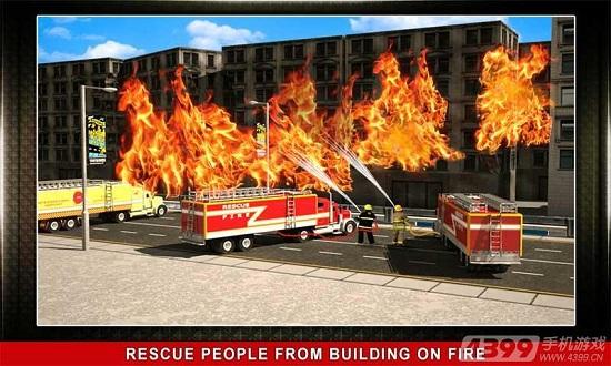 911救援消防车全部车辆版