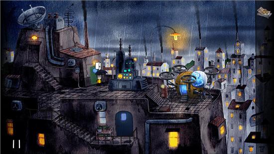 雨城游戏破解版