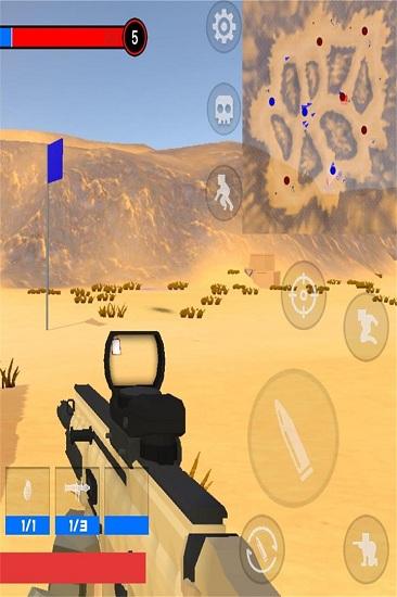 战争模拟器无限金币版下载