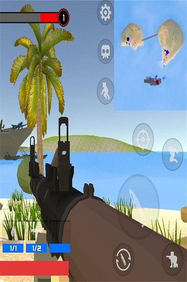战争模拟器无限金币版最新