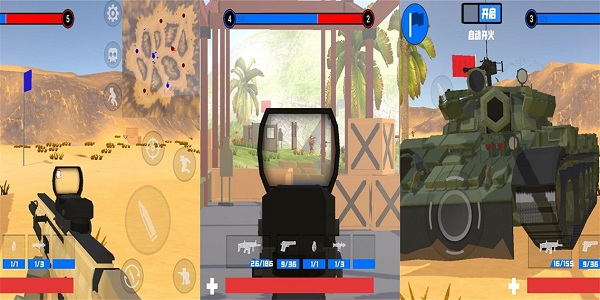 战争模拟器破解版无限金币下载