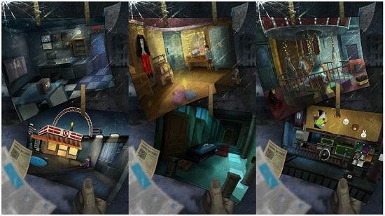 密室逃脱绝境系列11游乐园破解版