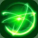 魔幻粒子极光星空破解版