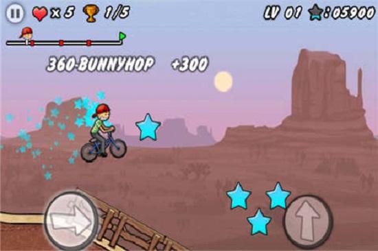 单车男孩酷跑苹果版免费