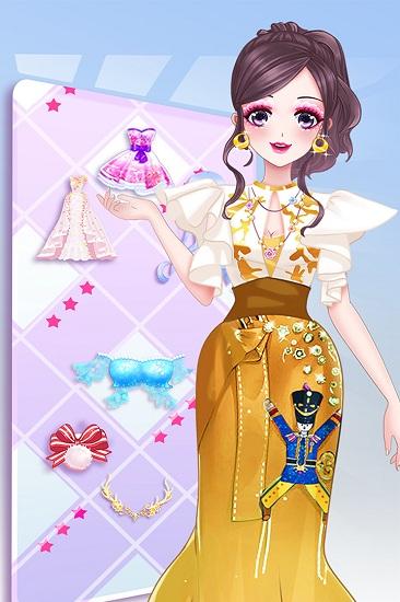 美少女魔法美妆破解版无限钻石