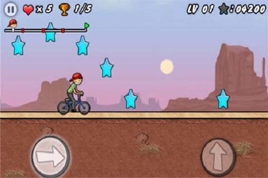 单车男孩酷跑安卓版下载