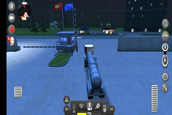 模拟卡车真实驾驶破解版无限金币下载