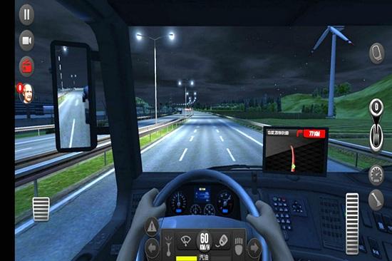 模拟卡车真实驾驶无限钻石版