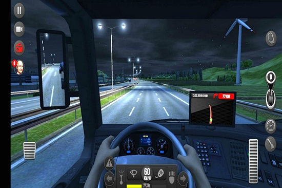 模拟卡车真实驾驶最新破解版
