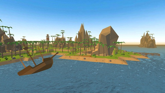 海岛生存模拟最新破解版