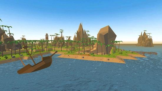 海岛生存模拟无限金币版
