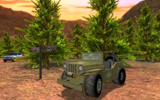 4x4越野模拟最新破解版