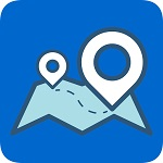 中文世界地图电子地图软件v2.1