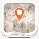 卫星高清村庄实时地图