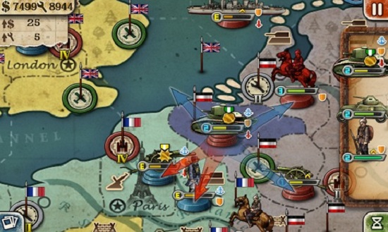 欧陆战争3破解版无限勋章
