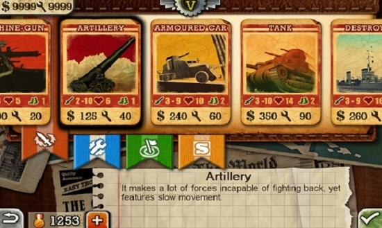 欧陆战争3无限金币版安卓