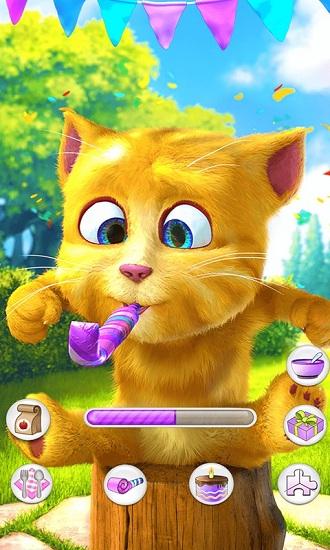 会说话的金杰猫2无限食物破解版最新