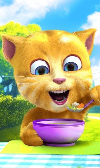 会说话的金杰猫2无限食物破解版苹果