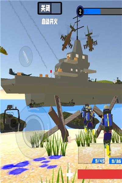 战争模拟器无限金币版下载正版游戏